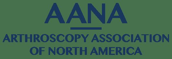 AANA arthroscopy association of north america logo